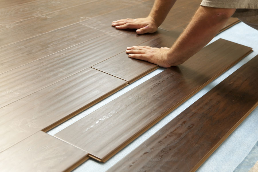 laminate-installation